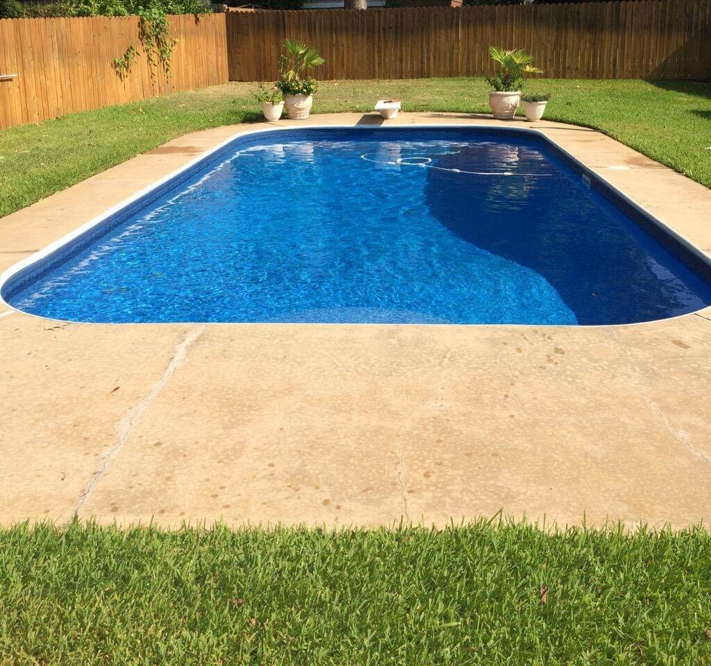 Vinyl Pool Liner Replacement How To Install Above Ground